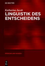 Linguistikdes Entscheidens#